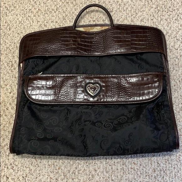 Brighton Handbags - Brighton Doreen Tri-fold Garment Bag.
